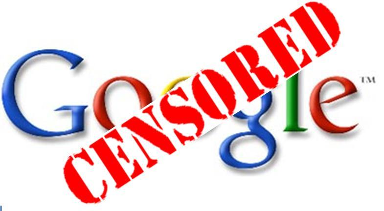 Information Warfare – Google Censors Alternative Health Sites