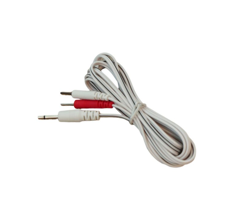 6 foot electrode wire for JWLABS Rife machines